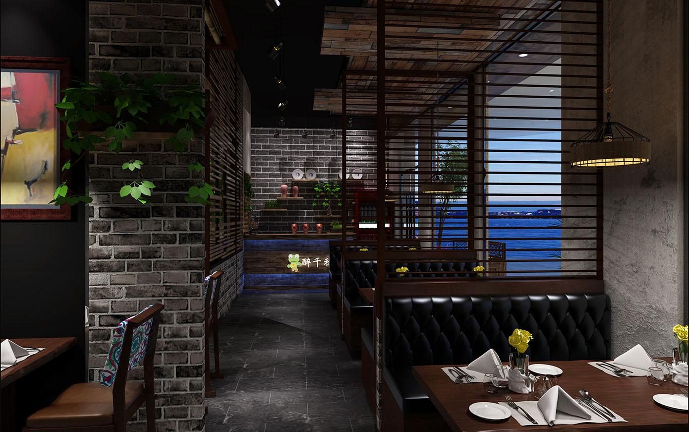 醉千秋餐饮店,海港城629,200平方米