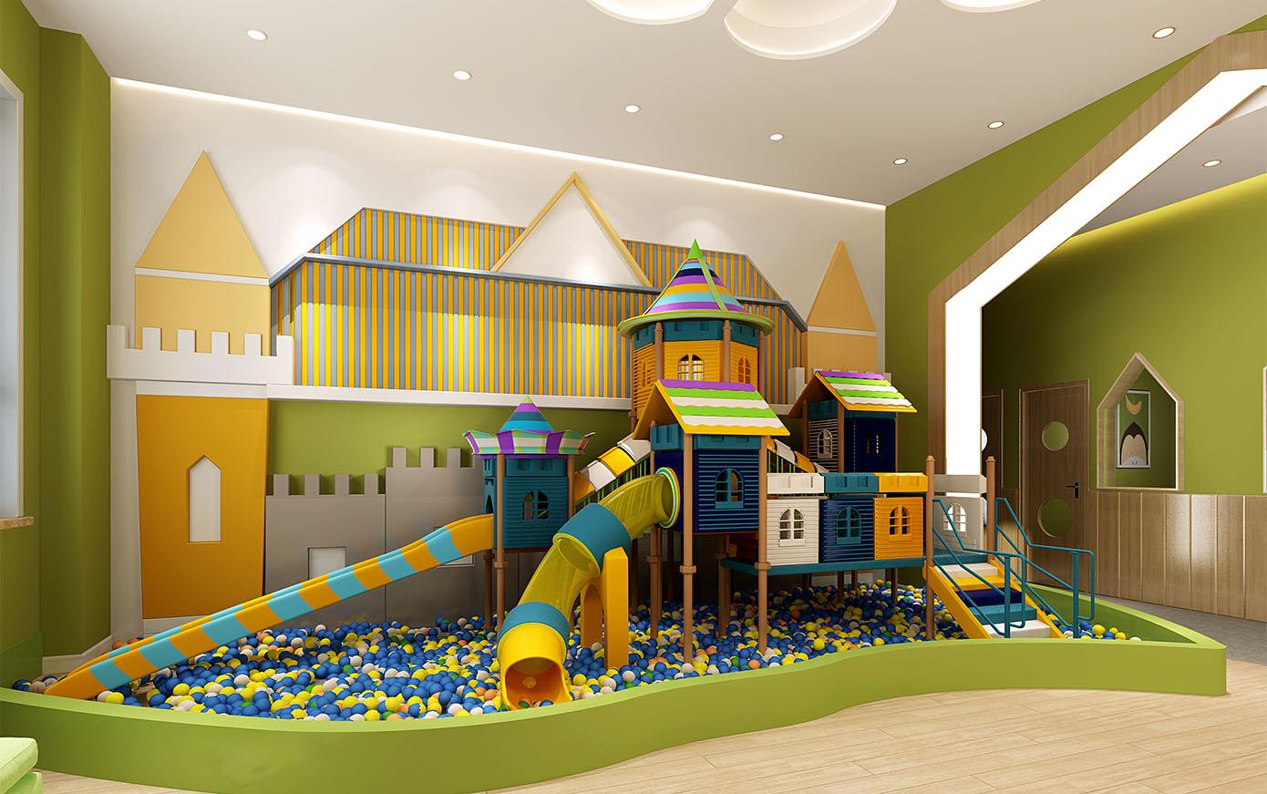 纽伦堡儿童之家,利时百货,550平方