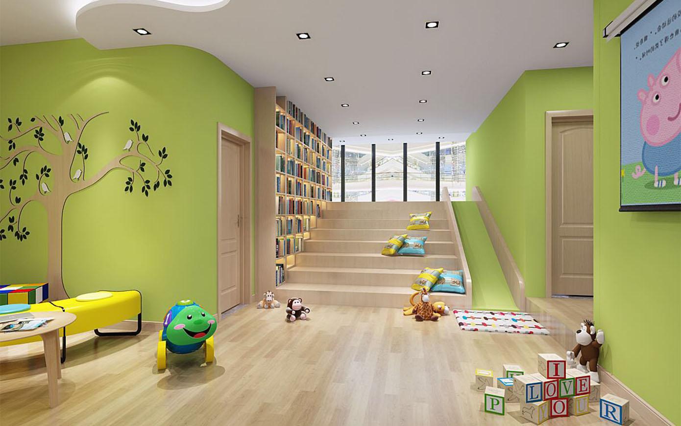 安妮花阅读馆,联盛广场2楼,250平方
